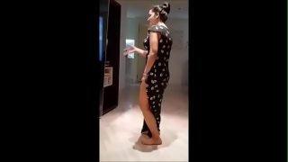beautiful indian dancing