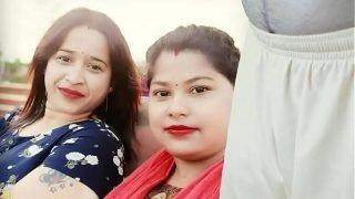 Cum Teibut in aunty face hindi audio