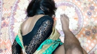 Green Saree Sister Hard Fucking With Brother With Dirty Hindi Audio