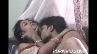 Indian Lovely Couple Enjoying