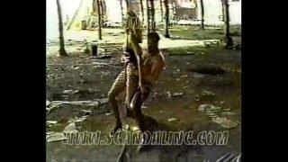 Sextape – Cameron Diaz  (1992 scandal video by John Rutter)
