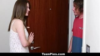 TeenPies – Teen Gets Creampied By Her Mom's BF